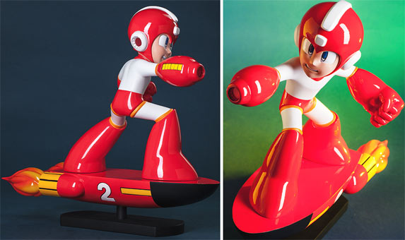 figurine-collector-megaman-limitee-numerotee-colletor
