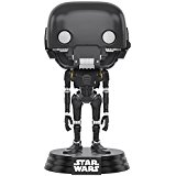 Funko Pop Star Wars Rogue One K-2SO collector