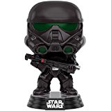 Funko Pop Star Wars Rogue One imperial death trooper Figurine collector