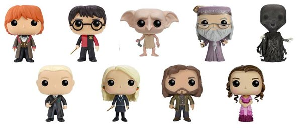 Figurine-funko-Harry-potter-collection