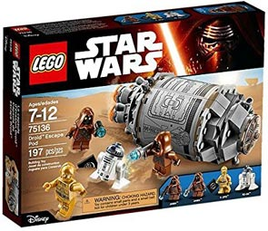 Lego-Star-Wars-75136-Droid-Escape-Pod