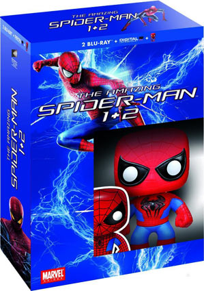 The-Amazing-Spider-Man--figurine-Funko-Pop--coffret-Blu-ray-Digital-hd