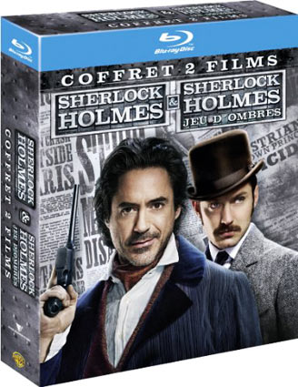 coffret-collector-steelbook-sherlock-Holmes-Bluray-DVD