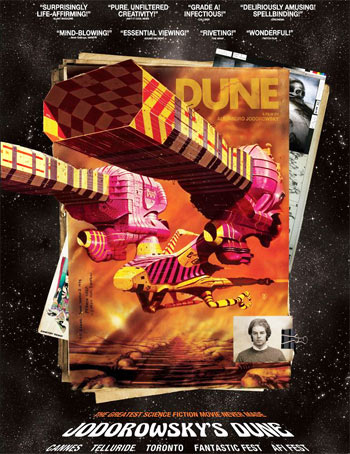 jodorowsky s dune-edition-collector-Blu-ray-DVD