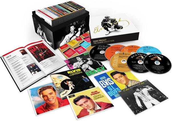 Elvis Presley The Album Collection 233 Dition Collector
