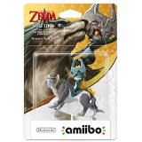 Amiibo The Legend of Zelda Link loup