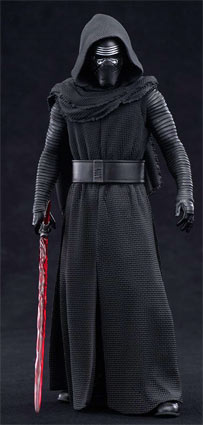 Kylo-ren-figurine-collector-kotobukiya-star-wars