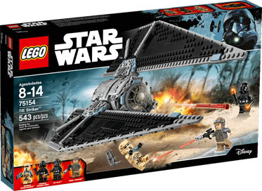 Lego-star-wars-rogue-one-75154-TIE-Striker