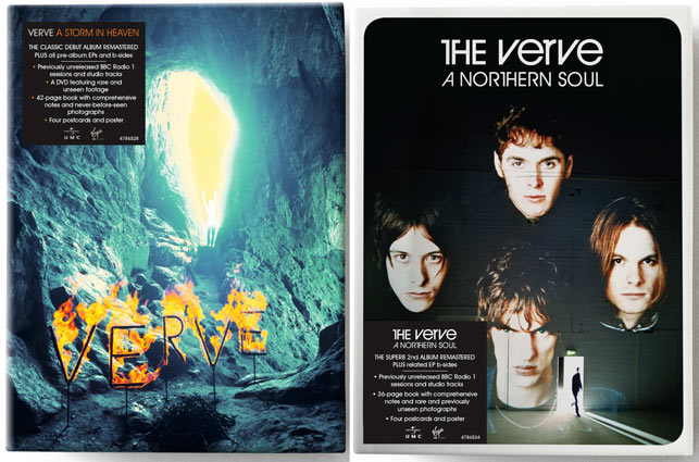 The Verve Cd Vinyle 233 Dition Collector Coffret Deluxe Lp