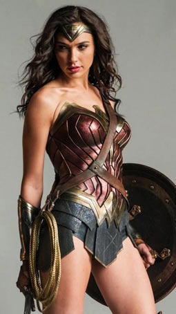 gal gadot wonder woman-sexy
