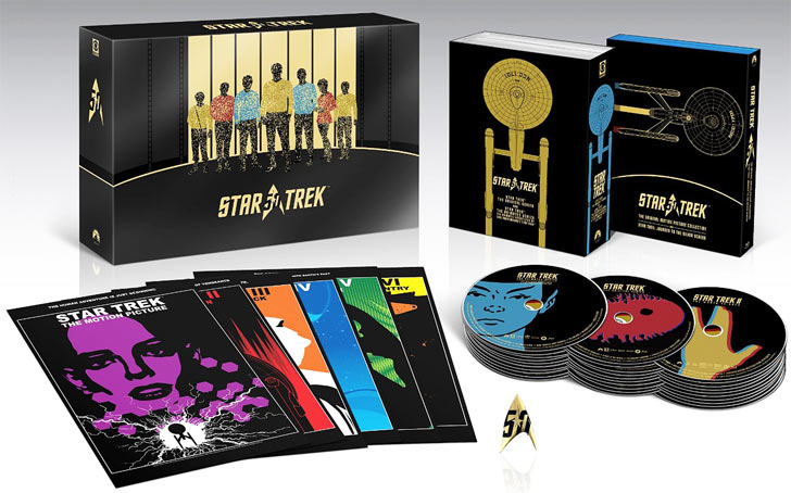 Star-trek-50th-anniversaire-Box-coffret-collector-limitee-Bluray-integrale-series-films