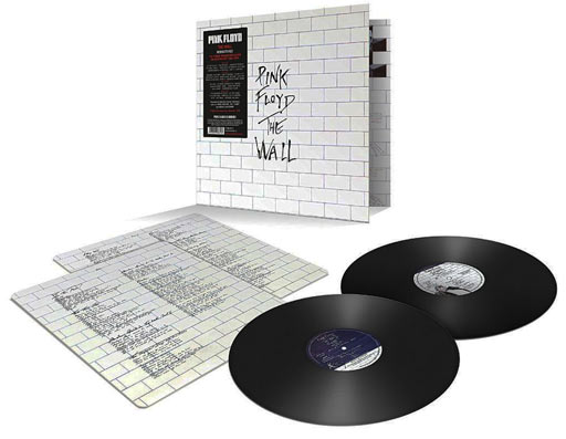 the-wall-double-Vinyle-LP-180-grammes-Pink-Floyd-2016