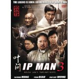 Ip Man 3 bluray dvd