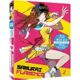 Samurai Flamenco - BOX 2