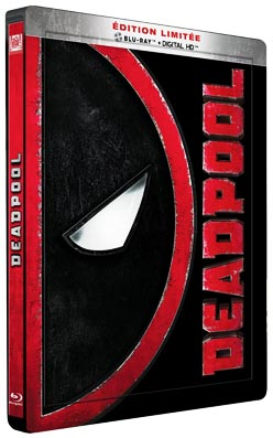 deadpool-Steelbook-Bluray-France-DVD-edition-collector-limitee
