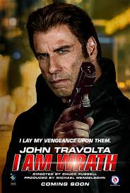 the revenge i am wrath travolta blu-ray DVD