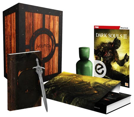 edition-collector-limitee-Dark-Souls-III-guide-artbook-epee-coffret