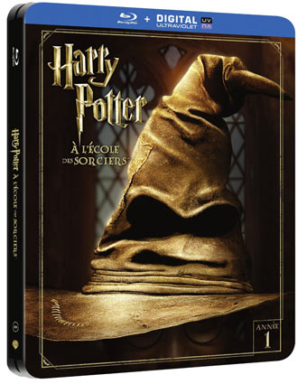 Harry-Potter-à-lécole-des-sorciers-SteelBook-edition-Limitee-bluray