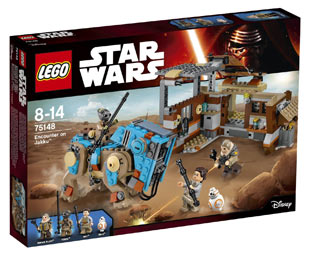 Lego-Star-Wars-75148-Rencontre-Sur-Jakku-encounter