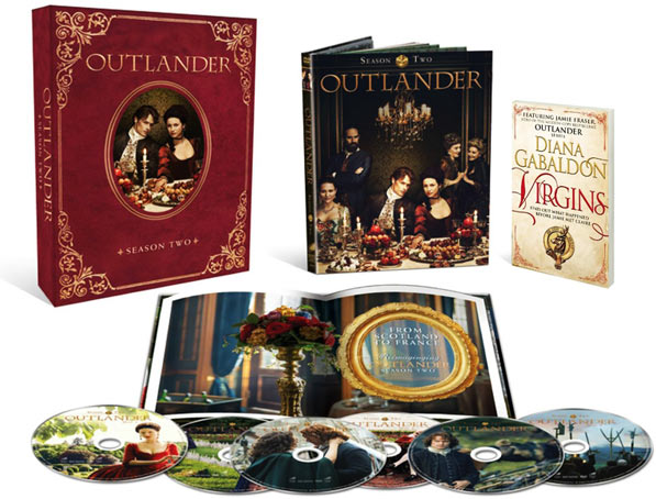 coffret-collector-Outlander-saison-2-Blu-ray-DVD-integrale