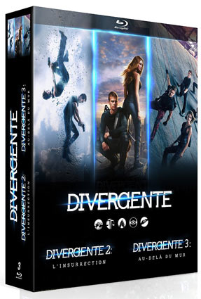 coffret-integrale-divergente-1-2-3-Blu-ray-DVD