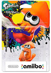 Amiibo-Splatoon-Calamar-Inkling-orange-edition-limitee