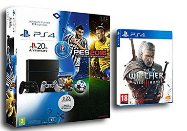 pack-ps4-20-anniversaire-witcher-pes-manettes
