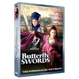 Butterfly Sword dvd bluray