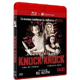 Knock knock bluray dvd