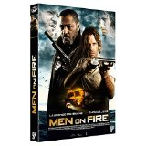 Men on fire bluray dvd