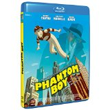 PHANTOM Boy  bluray dvd