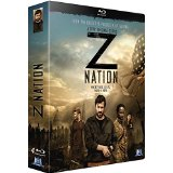 Z Nation saison 1 et 2 bluray dvd
