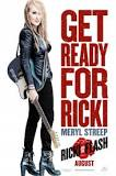 Ricki and the Flash bluray dvd