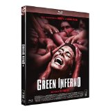 The Green Inferno bLURAY dvd