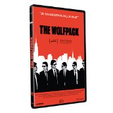 The Wolfpack Blu-ray DVD