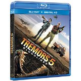 Tremors 5 Bloodlines bluray DVD