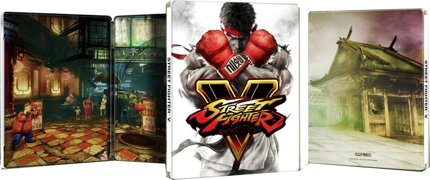 street-fighter-5-steelbook-edition-collector-PS4-Xbox-One