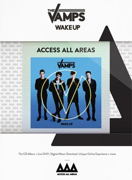 The Wamps Edition Collector Limit 233 E Wake Up Nouvel Album