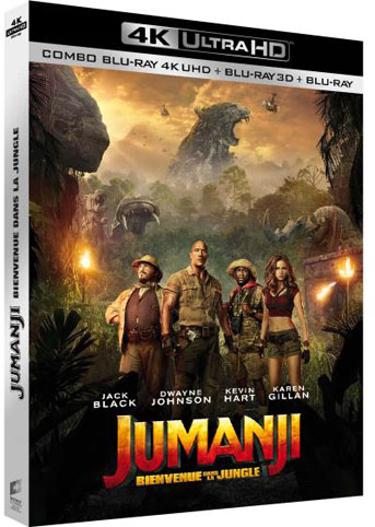 Jumanji-Bienvenue-dans-la-jungle-2017-Blu-ray-4K-3D-DVD