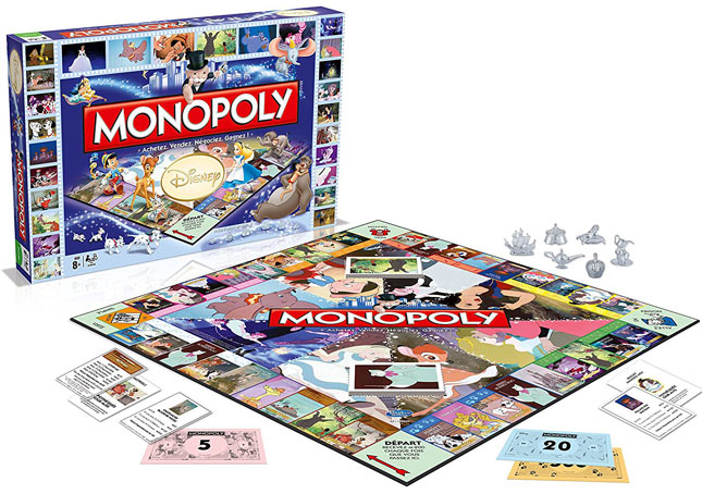 Monopoly-Disney-edition-collector