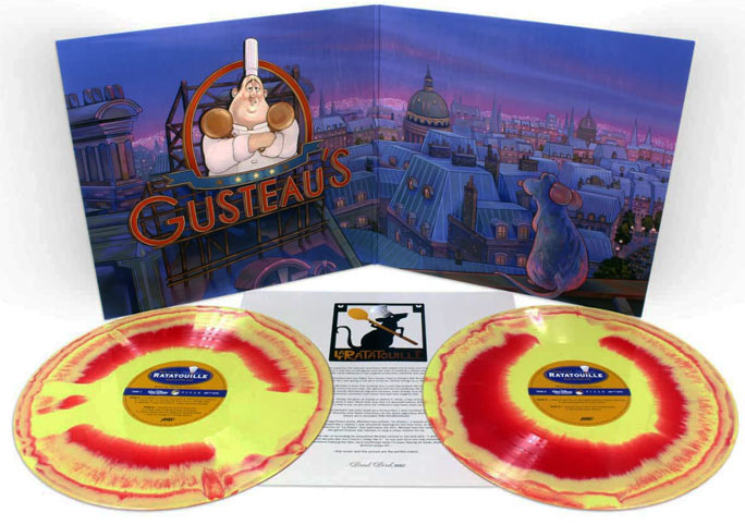 Ratatouille-edition-limitee-Vinyle-Bande-originale-collector