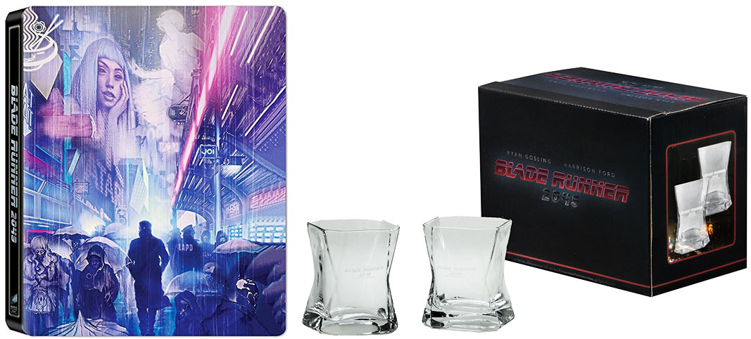 Coffret-steelbook-Blade-runner-2049-verre-whisky-Blu-ray-3D
