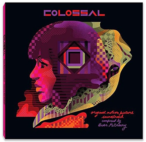 Colossal-edition-limitee-vinyle-mondo-soundtrack-bande-originale