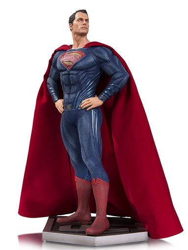 Superman-figurine-collector-dc-comics-Justice-League