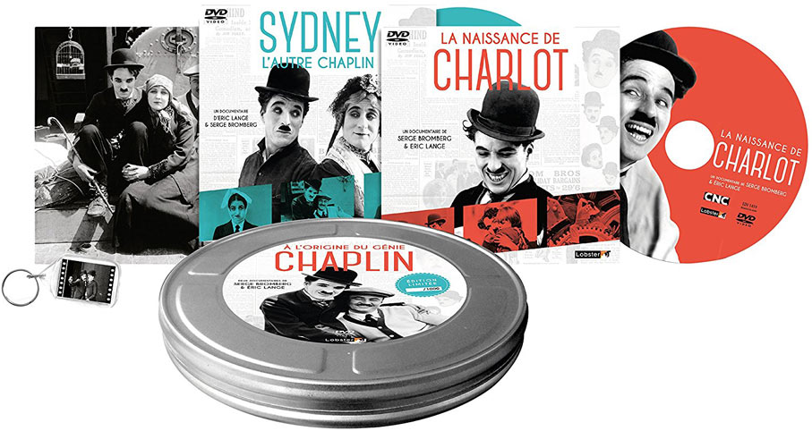 Coffret-Chaplin-edition-collector-limitee-Blu-ray-DVD-boite-metal-cinema