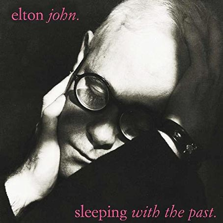 Elton-John-Sleeping-with-the-past-Vinyle-LP