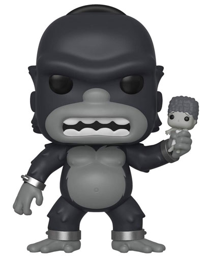 Homer King Kong figurine Funko Pop Simpsons