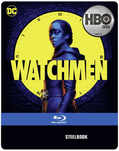 Watchmen la serie en boitier Steelbook Collector integrale