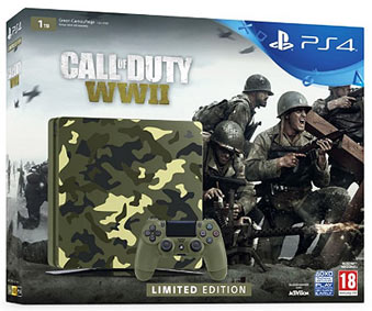 PS4-militaire-edition-limitee
