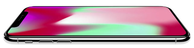 Ecran-oled-iphone-Apple-Iphone-X